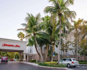 Hampton Inn - Ft. Lauderdale / Plantation - Plantation - Building