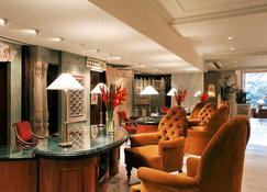 The Taj Mahal Hotel - Nueva Delhi - Lobby