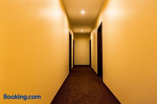 Park Hostel - Suchedniów - Hallway