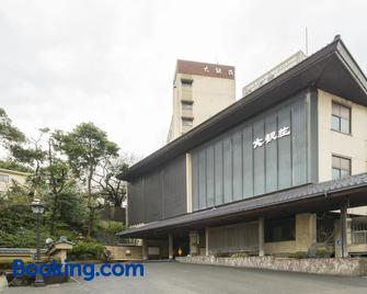 Tenku no Yado Daikanso - Nanao - Gebouw