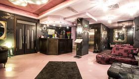 貝斯特韋斯特藝術廣場酒店 - 索菲亞 - 索菲亞 - 大廳