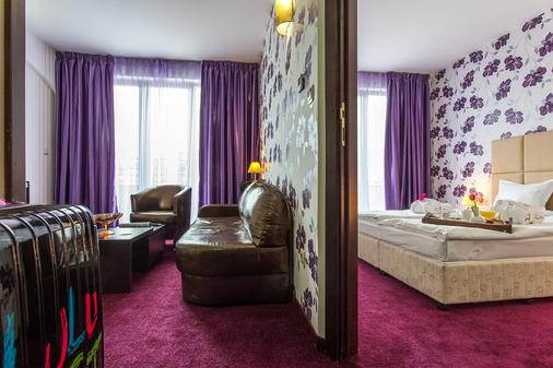 Best Western Art Plaza Hotel - Sofia - Living room