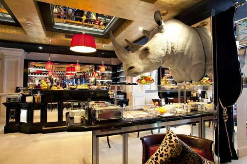 Maison Albar Hotels Le Champs-Elysées - Παρίσι - Bar