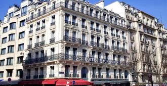 香榭麗舍大街阿爾巴之家飯店 - 巴黎 - 建築