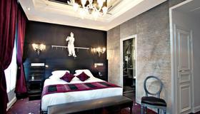 Maison Albar Hotels Le Champs-Elysées - Paris - Soveværelse