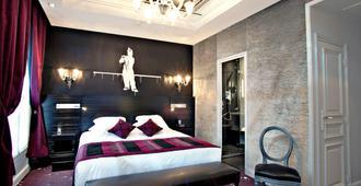 Maison Albar Hotels Le Champs-Elysées - Париж - Спальня