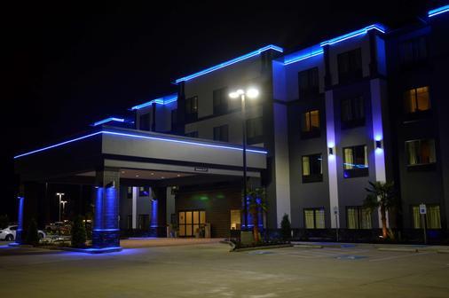 Best Western PLUS Prien Lake Inn & Suites - Lake Charles - Gebäude