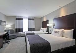 Home Inn and Suites Regina Airport - Regina - Bedroom