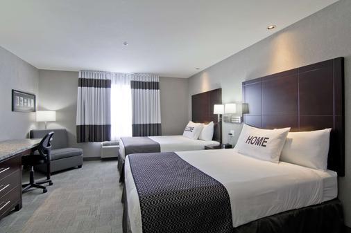 Home Inn and Suites Regina Airport - Regina - Phòng ngủ