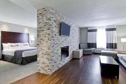 Home Inn and Suites Regina Airport - Regina - Toà nhà