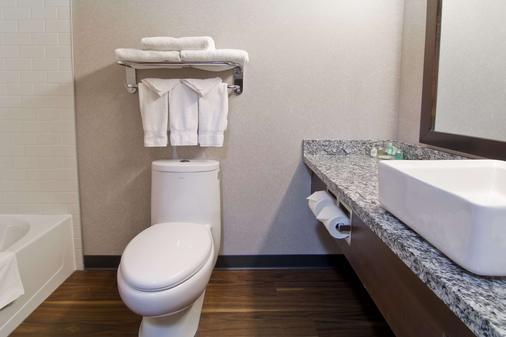 Home Inn and Suites Regina Airport - Regina - Phòng tắm