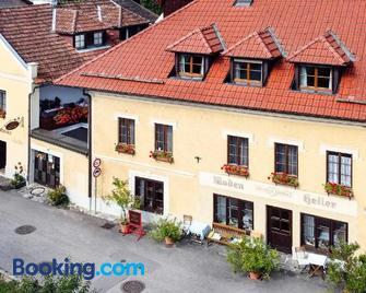 Pension Gästehaus Heller - Weissenkirchen in der Wachau - Building