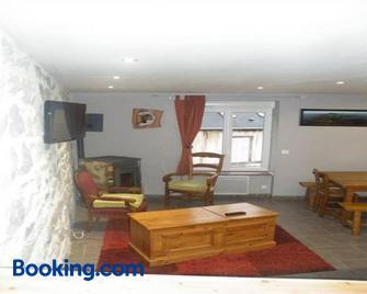 Villa Boston - La Bourboule - Living room