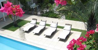 阿肯徹克酒店 - 雷希非 - 累西腓 - 游泳池