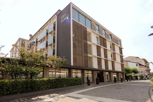 Hotel Terme Igea Suisse - Αμπάνο Τέρμε - Κτίριο