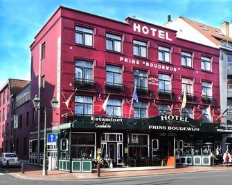 Hotel Prins Boudewijn - Knokke Heist - Building