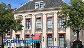 Hotel De Doelen - Leiden - Gebäude