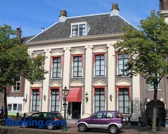 Hotel De Doelen - Leiden - Building