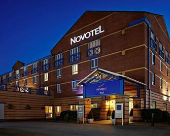 Novotel Wolverhampton - Вулвергемптон - Здание