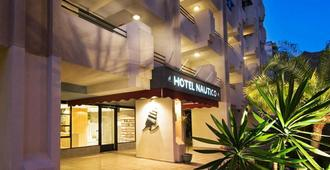 Hotel Nautico - Santa Cruz de Tenerife - Edificio