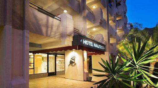 Hotel Nautico - Santa Cruz de Teneriffa - Rakennus