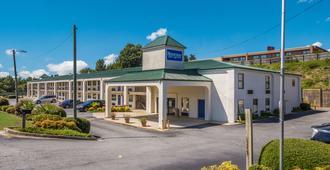 Rodeway Inn & Suites - Macon - Gebäude