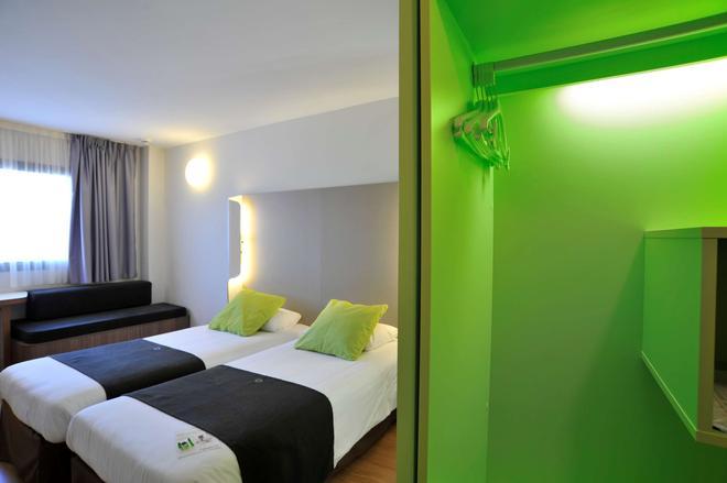 Hotel Campanile Málaga Aeropuerto - Málaga - Phòng ngủ