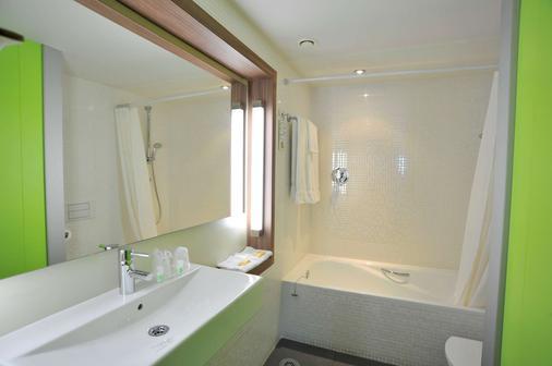 馬拉加機場鐘樓酒店 - 馬拉加 - 馬拉加 - 浴室