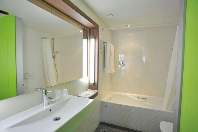 Hotel Campanile Málaga Aeropuerto - Málaga - Phòng tắm