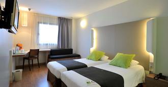 Hotel Campanile Málaga Aeropuerto - מלאגה - חדר שינה