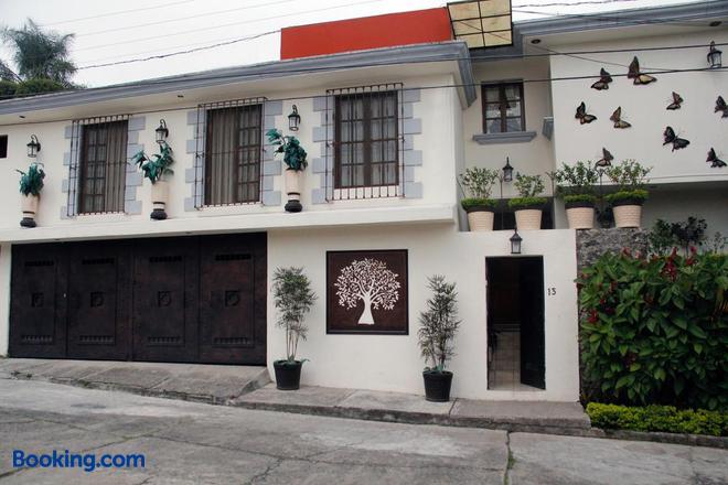 El Jardín del Edén B&B Boutique - Cuernavaca - Building