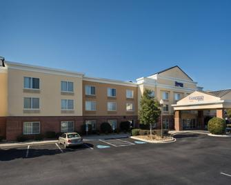 Fairfield Inn by Marriott Hartsville - Hartsville - Gebouw