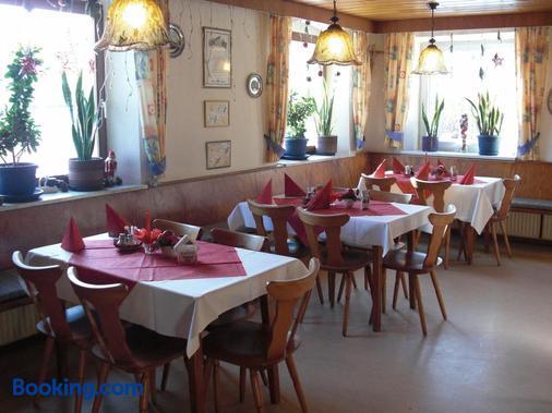 Schwarzer Adler - Memmingen - Restaurant