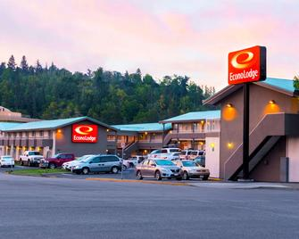 Econo Lodge - Prince George - Gebouw