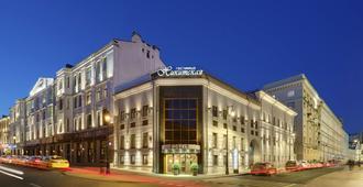 Assambleya Nikitskaya - Moscú - Edificio