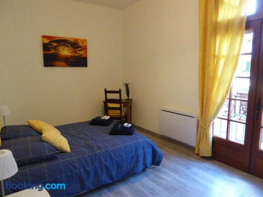 La Mimona - Sainte-Eulalie-en-Born - Bedroom