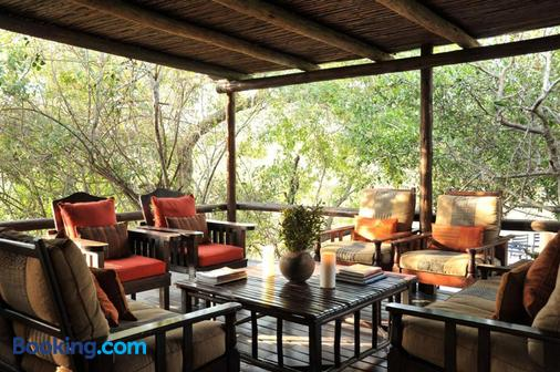 Waterbuck Game Lodge - Hoedspruit - Balcony