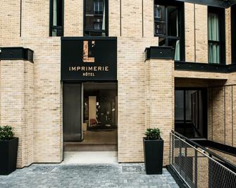 L'imprimerie Hôtel - Clichy - Edificio