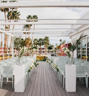 The Saguaro Palm Springs - Palm Springs - Banquet hall
