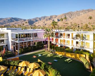 The Saguaro Palm Springs - Palm Springs - Building