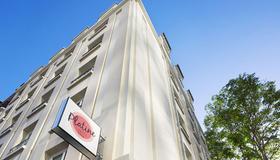 Platine Hotel - Paris - Bâtiment