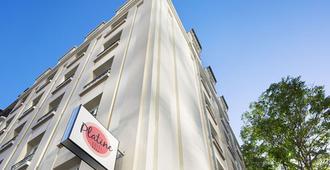 بلاتين هوتل - باريس - مبنى