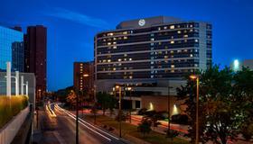Sheraton Inner Harbor Hotel - Baltimore - Byggnad