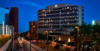 Sheraton Inner Harbor Hotel - Baltimore - Building
