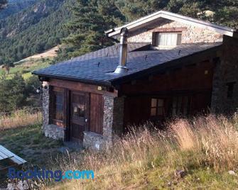 Casa en entorno natural , registro HUT6-00-7741 - Sant Julia de Loria