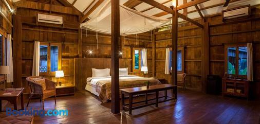 Sala Lodges - Siem Reap - Κρεβατοκάμαρα