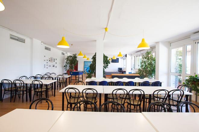 Ostello di Bergamo - Bérgamo - Restaurante