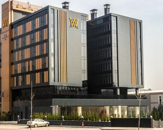 Willmont Hotel - Balıkesir - Gebäude