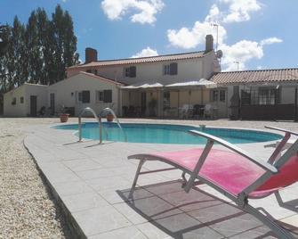 Le Bois Berranger - Chambres D'hotes - Saint-Gervais - Pool