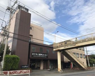 Hotel Tsuchiura Kandatsu Hills - Tsuchiura - Gebouw